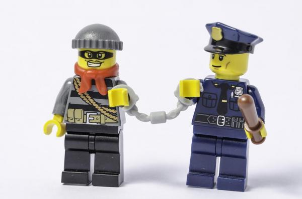 Lego undercover